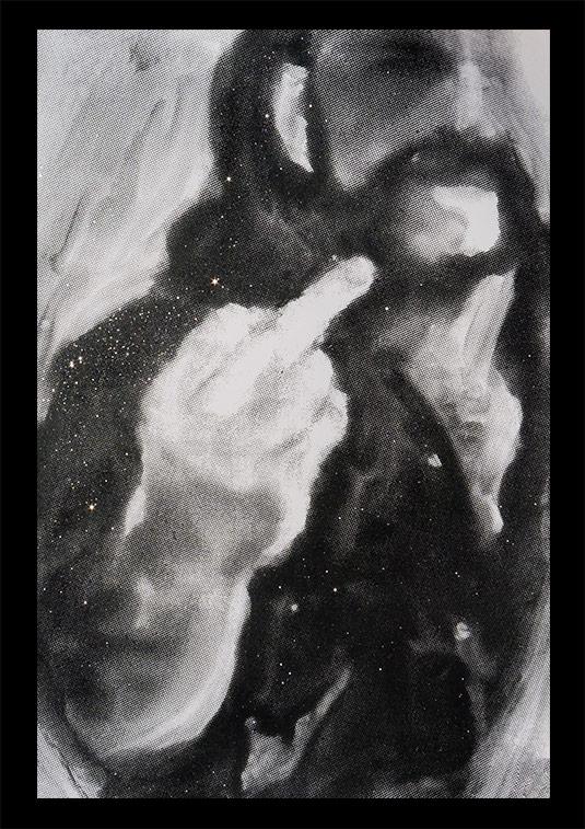 Lemmy (glitter detail)